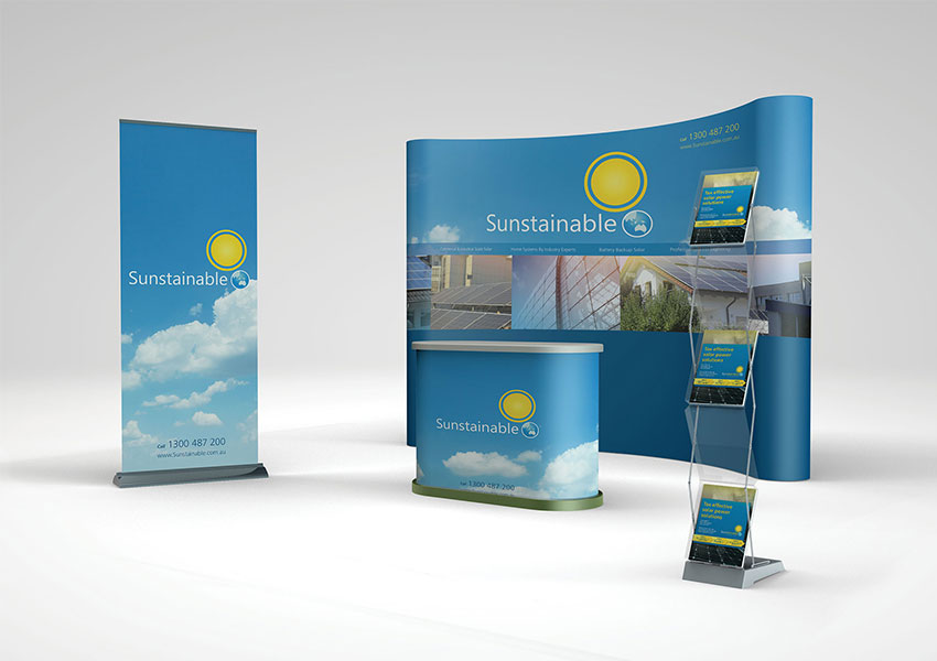 Sunstainable tradeshow
