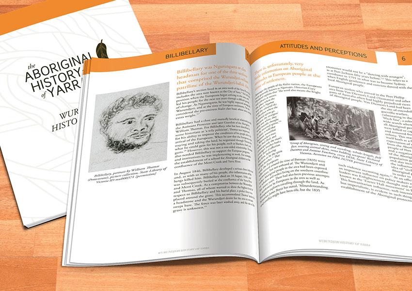 Aboriginal history of yarra book