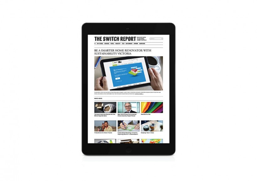 The Switch Report: tablet