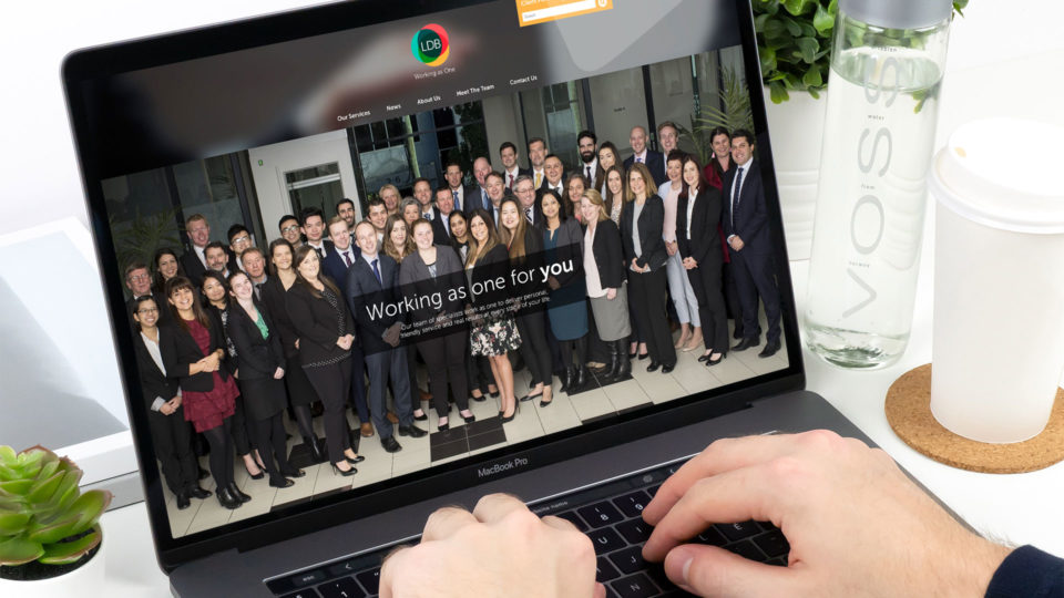 LDB Group website
