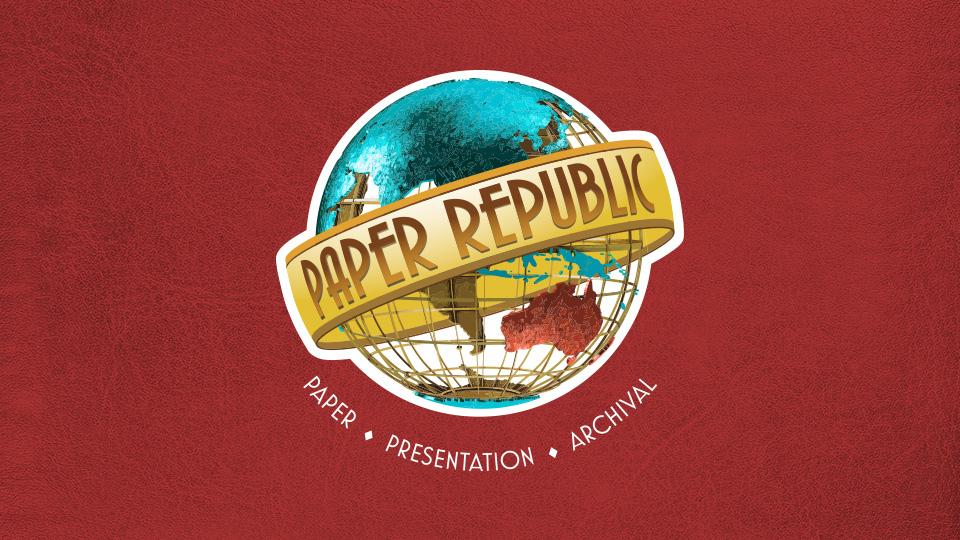 Paper Republic - logo