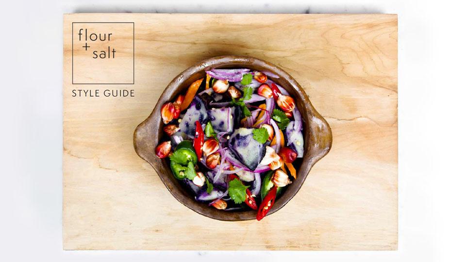 Flour + Salt - Style Guide