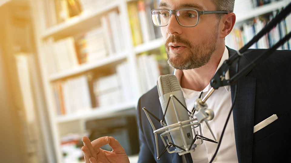 Why podcasts are Australia's fastest growing content medium