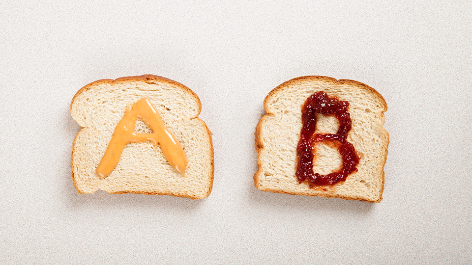 Here's why you should always use A/B testing (split testing)