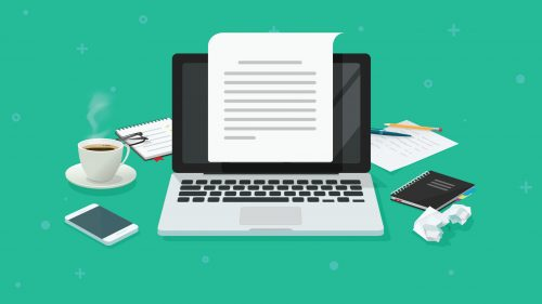 The benefits of regular article creation