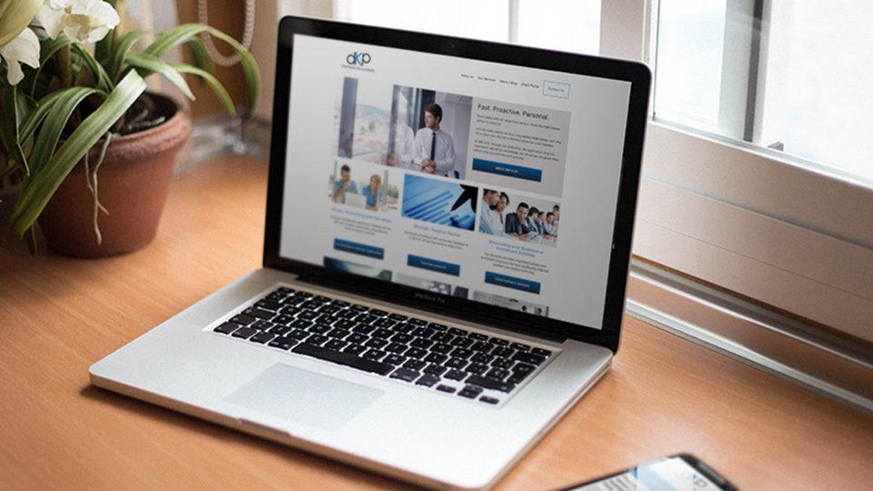 DKP website