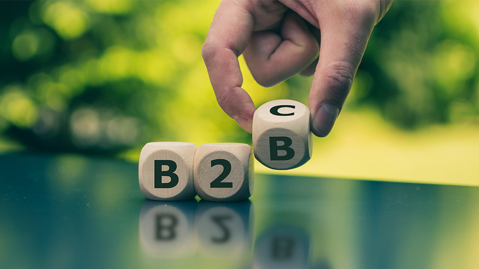 B2B and B2C marketing: what's the difference?